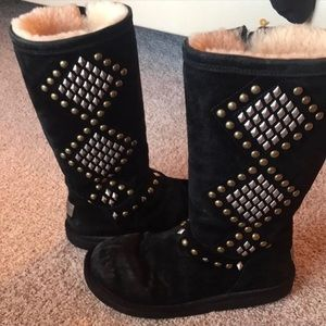 Ugg winter boots 8